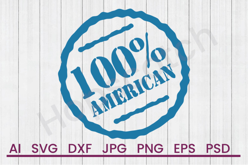 100-american-svg-file-dxf-file