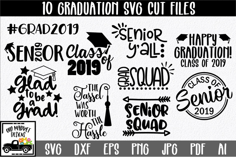graduation-svg-mini-bundle-with-10-svg-cut-files