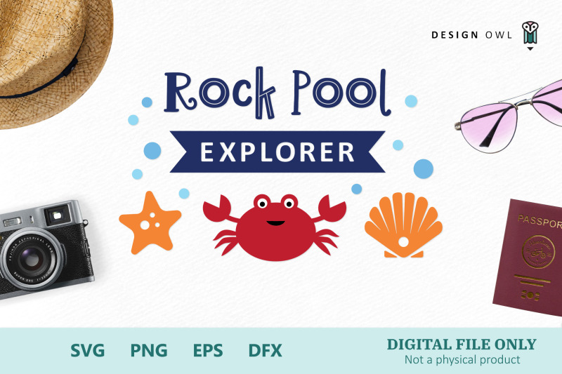 rock-pool-explorer-beach-svg-cut-file