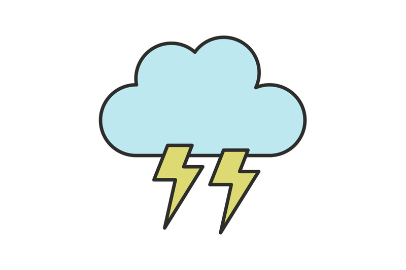 cloud-icon-with-lightning-bolt