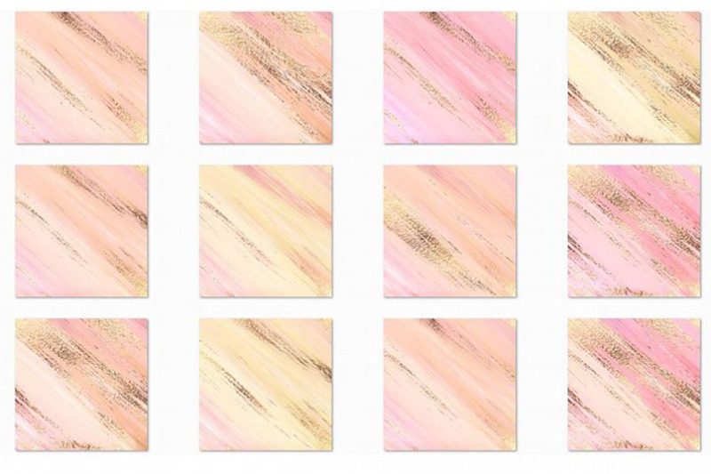 rose-gold-watercolor-textures