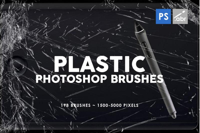 198-plastic-photoshop-brushes