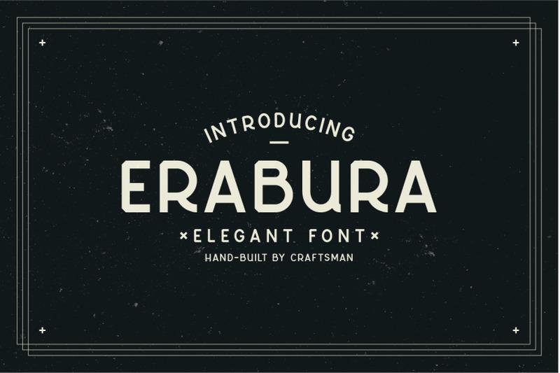 erabura-elegant-font