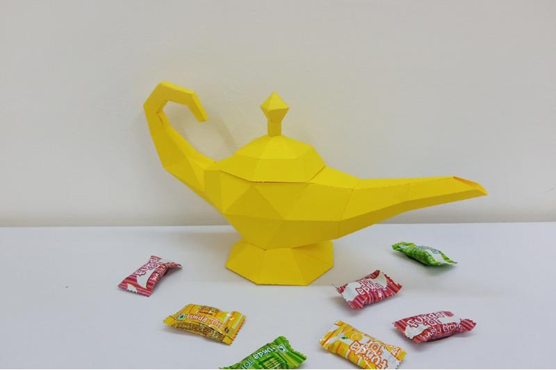 diy-aladdin-genie-lamp-3d-papercraft