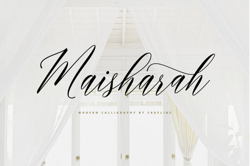 maisharah-modern-calligraphy