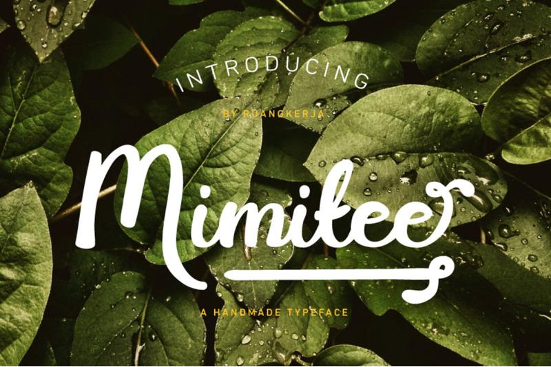 mimitee-a-handmade-typeface