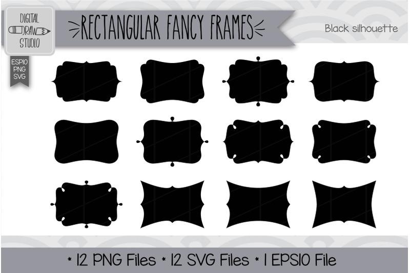 84-fancy-rectangular-frames-hand-drawn-illustrations-bundle