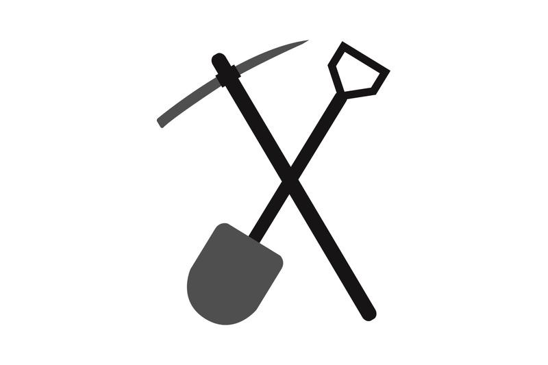 pickaxe-and-shovel-icon