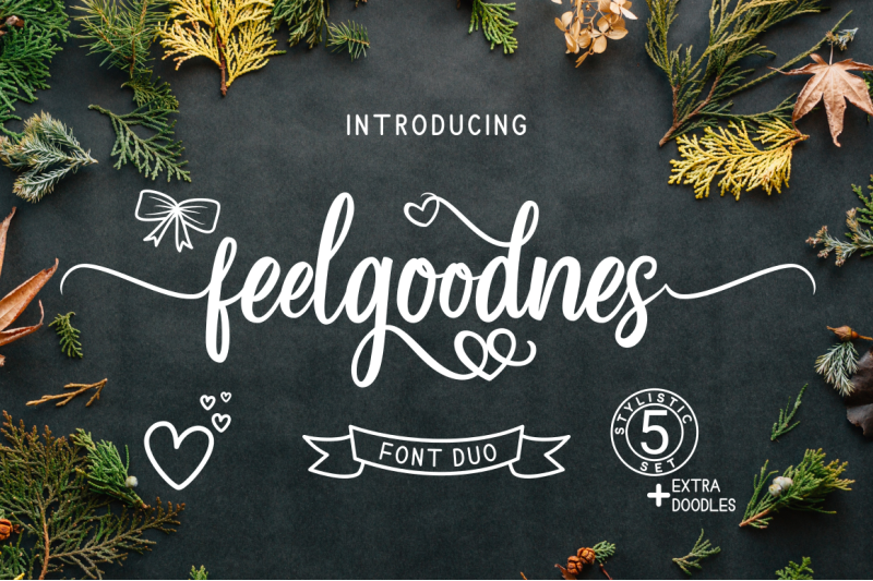 feelgoodnes-font-duo