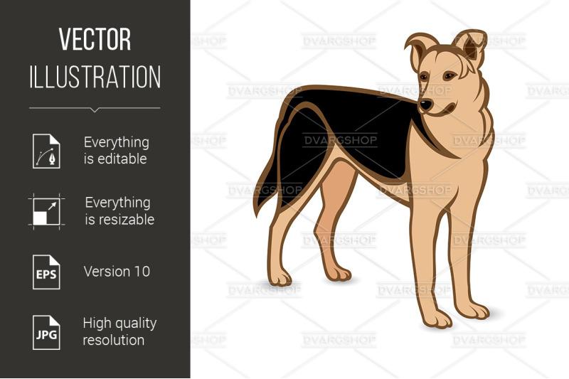 realistic-german-shepherd