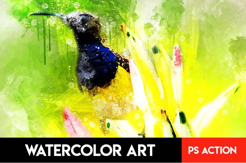watercolor-art-photoshop-action