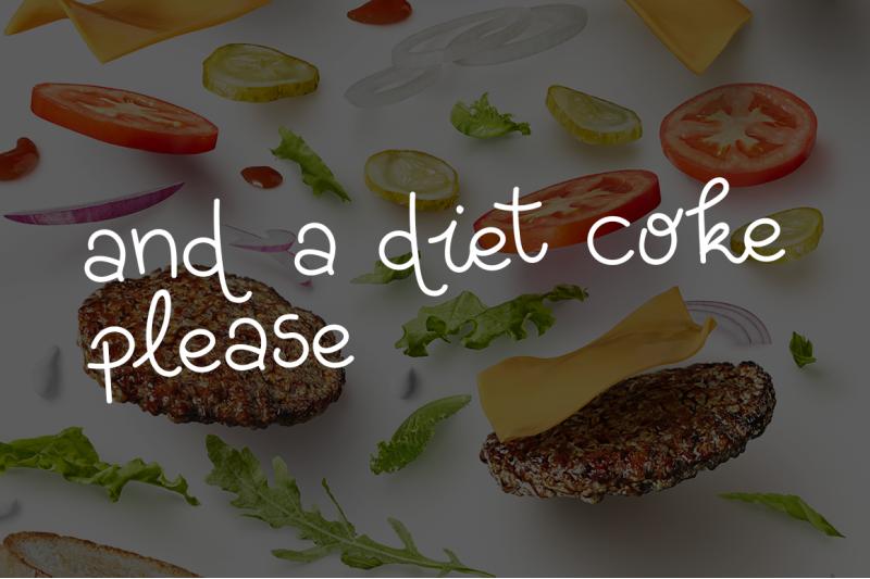 yummy-burger-a-handmade-delicious-font