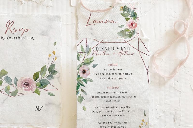 rose-gold-geometric-wedding-suite