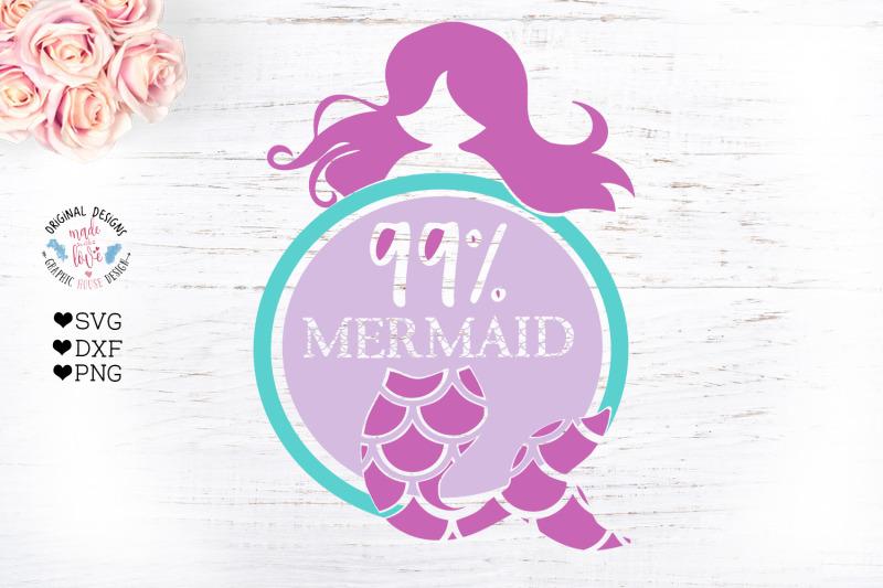 99-mermaid-cut-file