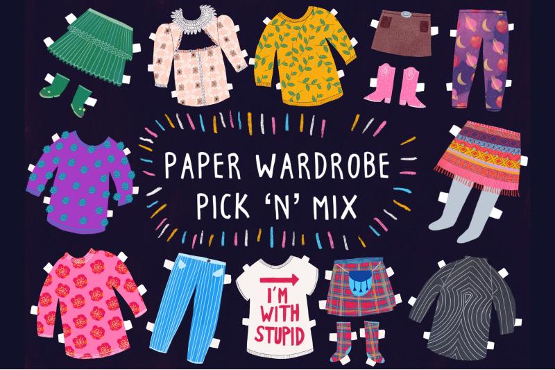 paper-wardrobe-pick-n-mix
