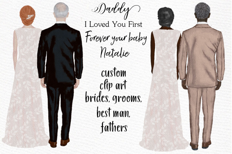 bride-and-groom-clipart-wedding-clipart-wedding-illustration