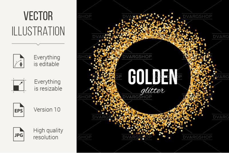 golden-frame