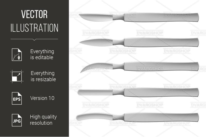 scalpels-of-metal