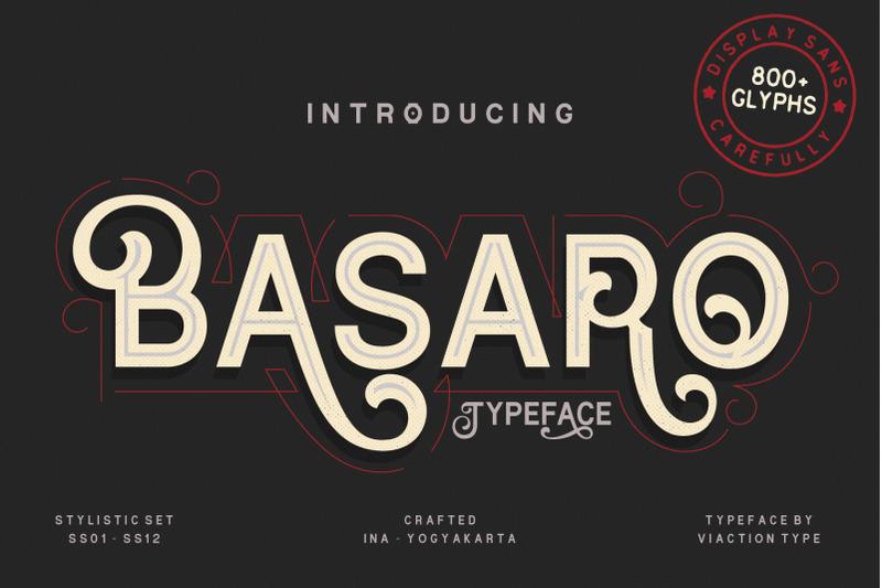 basaro-800-glyphs