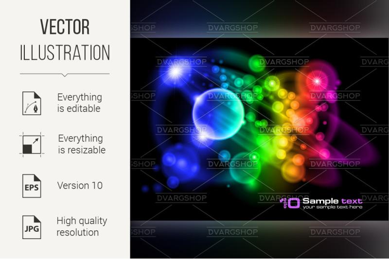 vector-abstract-design-bubbles