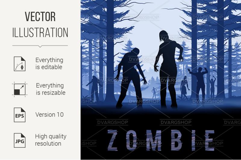 zombie-poste