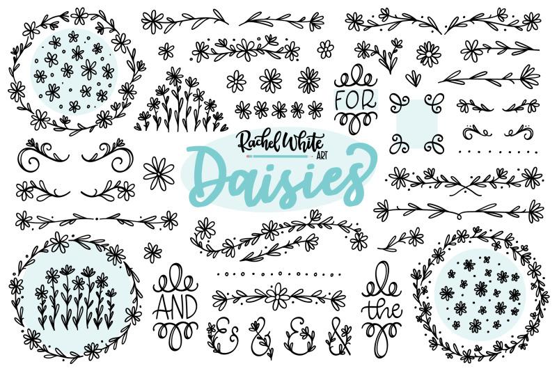 daisies-vector-png-svg