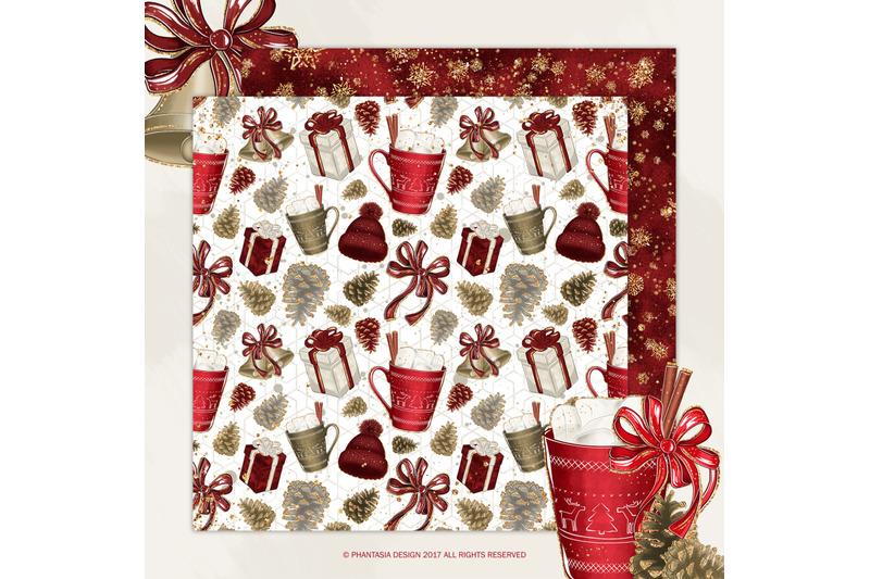 winter-digital-paper-pack