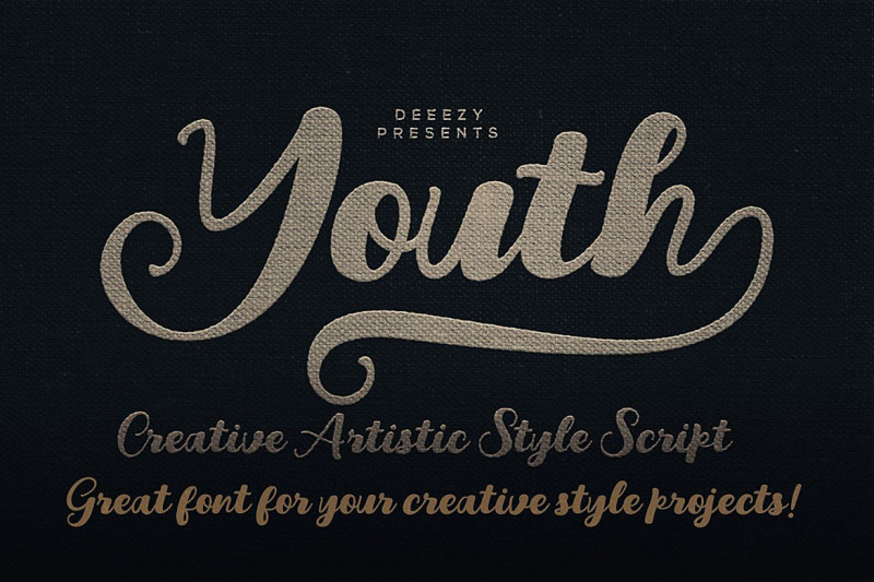 youth-script-font