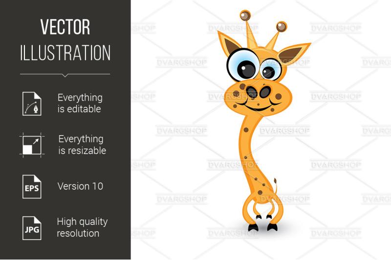 hilarious-cartoon-giraffe
