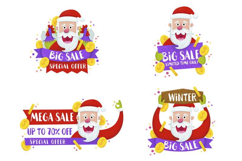 stickers-labels-for-christmas-sale-free-bonus