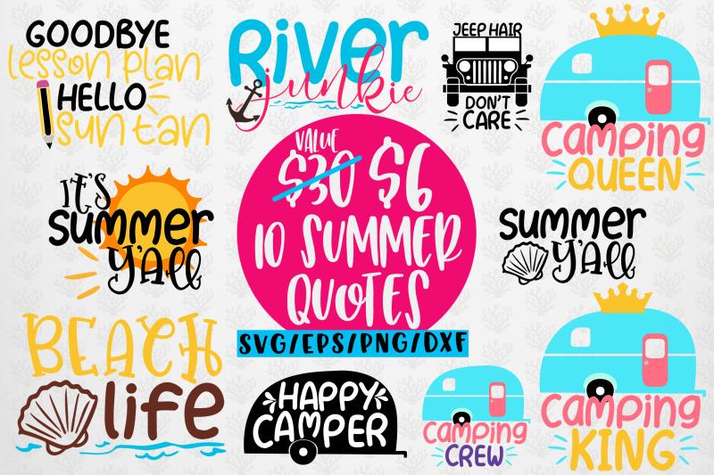 summer-amp-camping-svg-bundles-10-svg-eps-dxf-png-cut-file