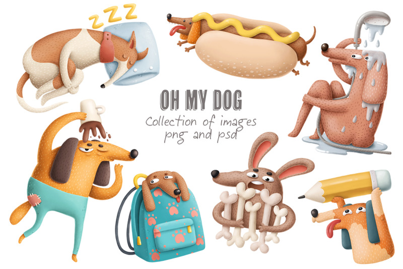 collection-of-dogs