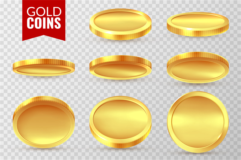 gold-coins-set-realistic-golden-coin-money-cash-finance-payment-symb