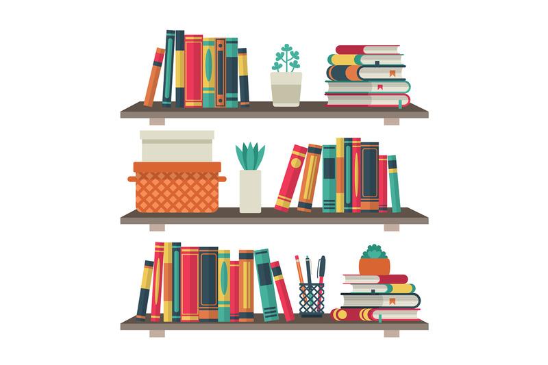 flat-bookshelves-shelf-book-in-room-library-reading-book-office-shel