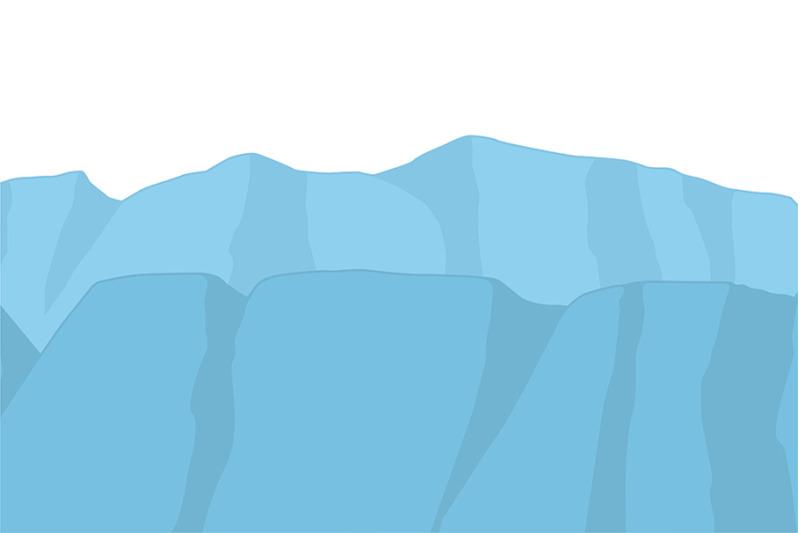 seamless-mountains-set