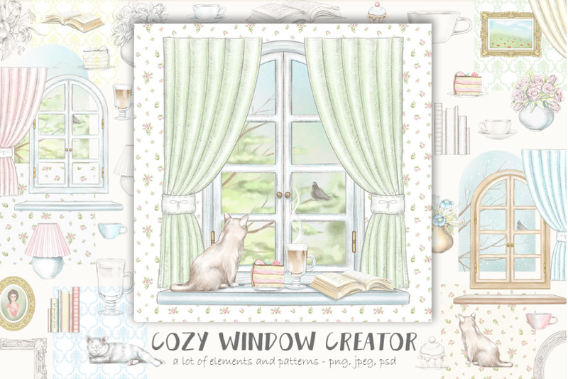 cozy-window-creator