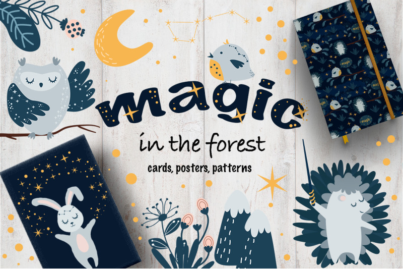 magic-in-the-forest