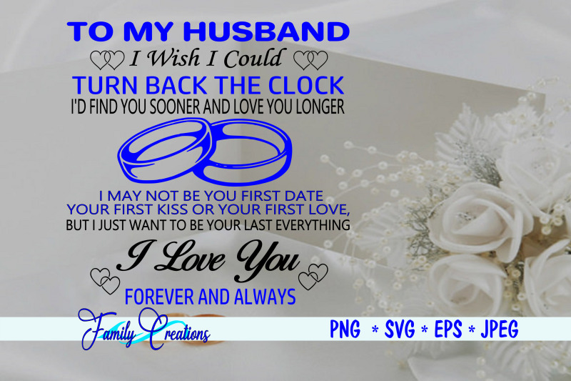 to-my-husband-i-wish-i-could-turn-back-the-clock