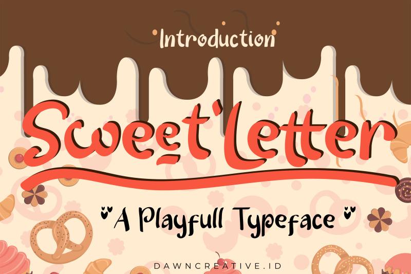 sweet-letter