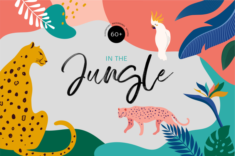 in-the-jungle-the-wild-collection