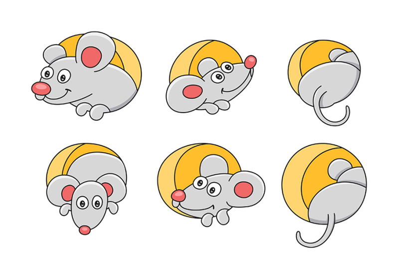 set-of-mouses
