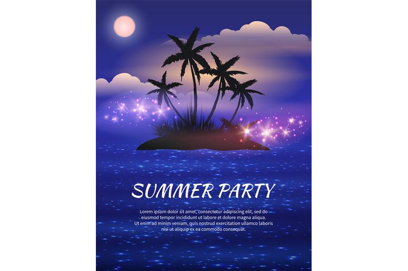 summer-night-party-flyer