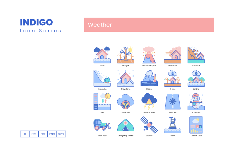 90-weather-icons
