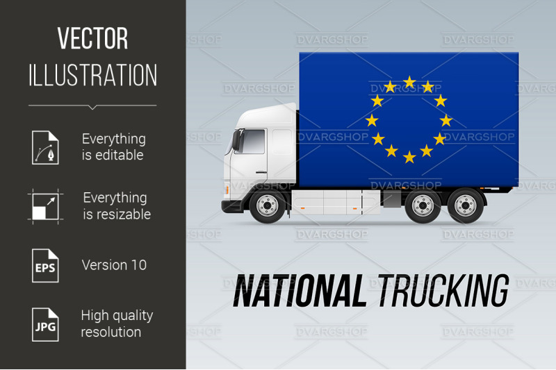 national-delivery-truck
