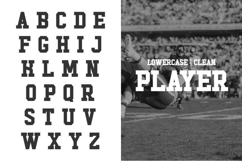 touchdown-slab-font