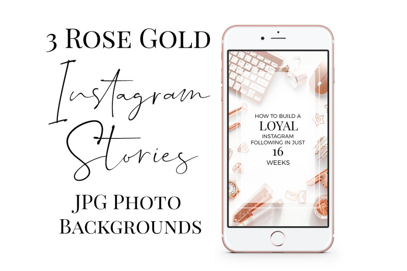 rose-gold-instagram-story-highlights-3-flat-lay-photo