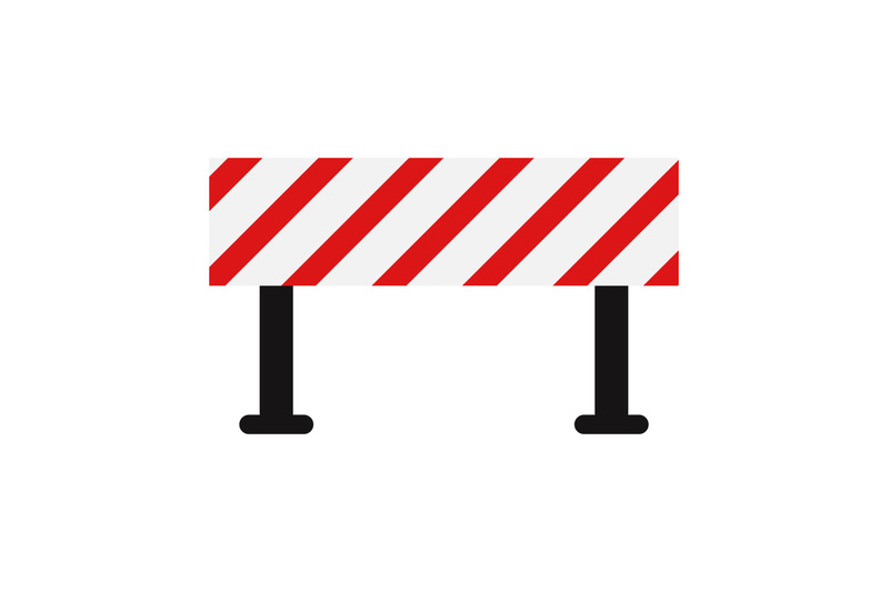 road-block-icon