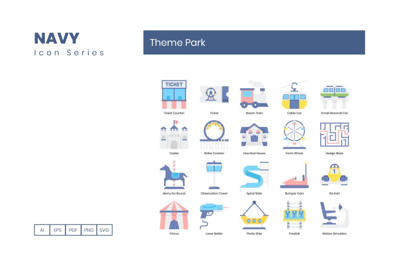 60-theme-park-icons