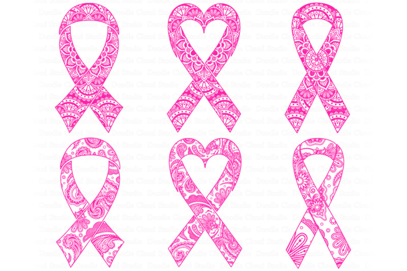 awareness-ribbon-mandala-svg-ribbon-cancer-svg