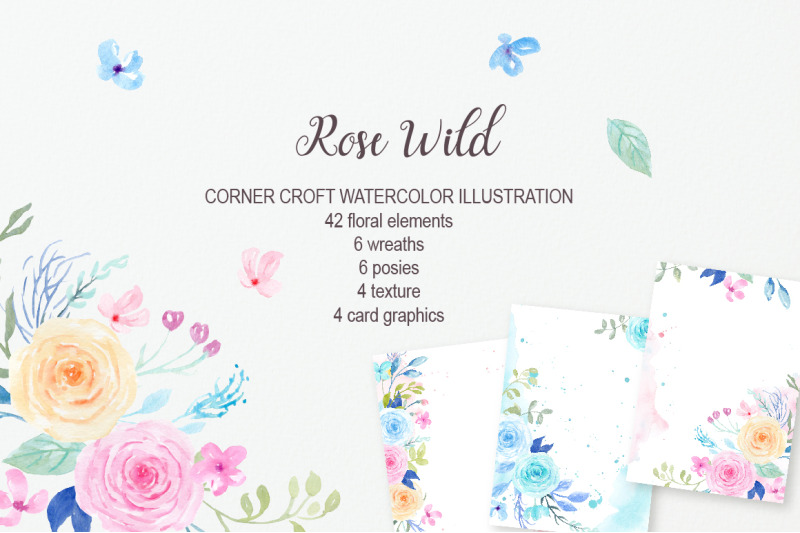 watercolor-rose-wild-illustration